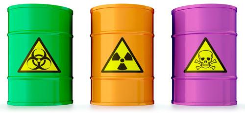 ¿Qué son los residuos peligrosos y cual es su tratamiento?