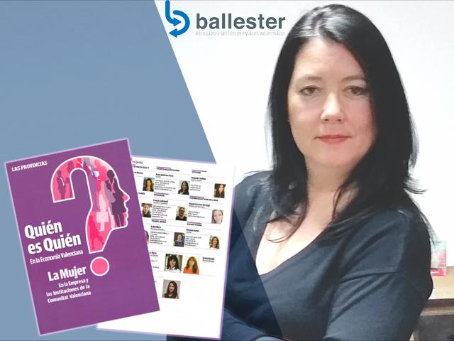 Entrevista realizada por la firma Lentisco a nuestra gerente Gema Ballester
