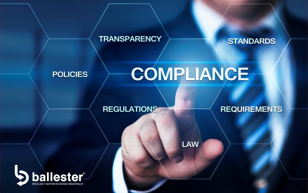 Reciclados Ballester integra Compliance en su actividad
