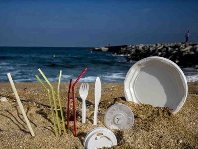 El Parlamento Europeo aprueba una Ley que prohíbe el uso de plástico desechable