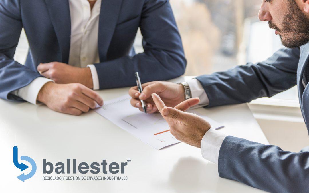 La figura del Jefe de Cumplimiento, clave en el exigente Sistema Compliance de Ballester