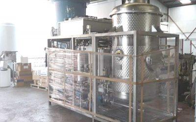 Plan de mejora Pymes Industriales Reciclados Ballester