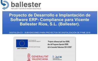 SUBVENCIONES PARA PROYECTOS DE DIGITALIZACIÓN DE PYME